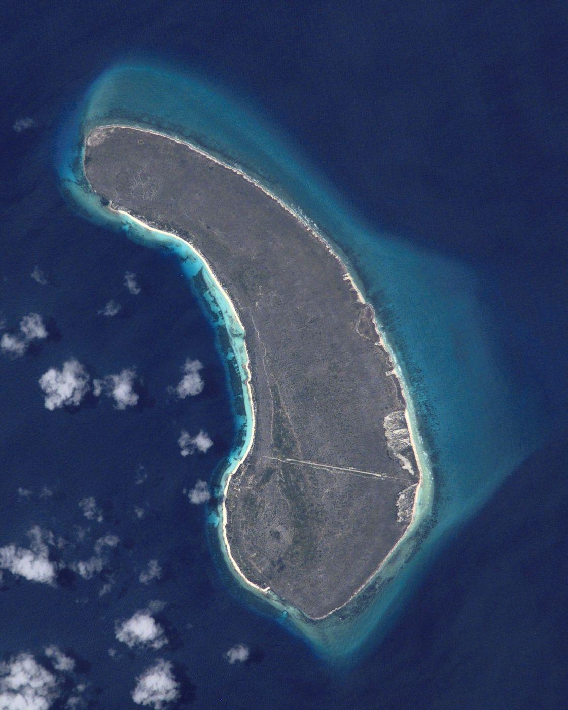 Assumtion island, Seychelles. credit: Wikimedia Commons