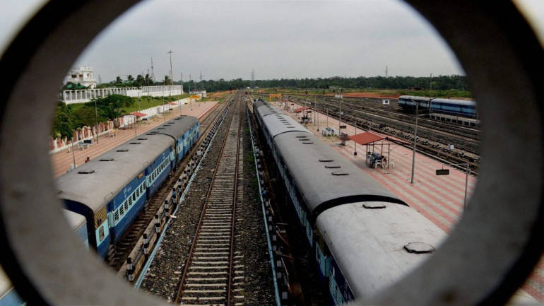 This is the second time the procurement process for train sets has gone awry. Credit: PTI