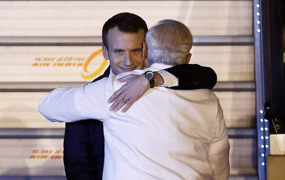 Indian, French Forces to Access Each Other's Naval Facilities in Indian Ocean