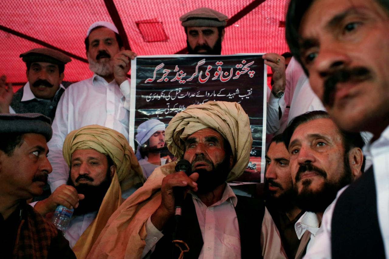 Angry Over Decades of Mistreatment, Pashtuns in Pakistan Rally in Search for Dignity