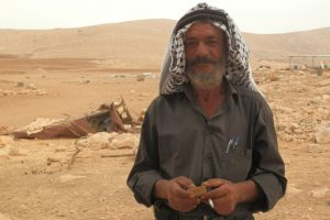Ethnic Cleansing in a Parched – and Occupied – Palestine