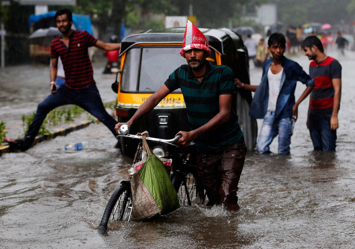 Mumbai Is Becoming Increasingly Vulnerable to Storms