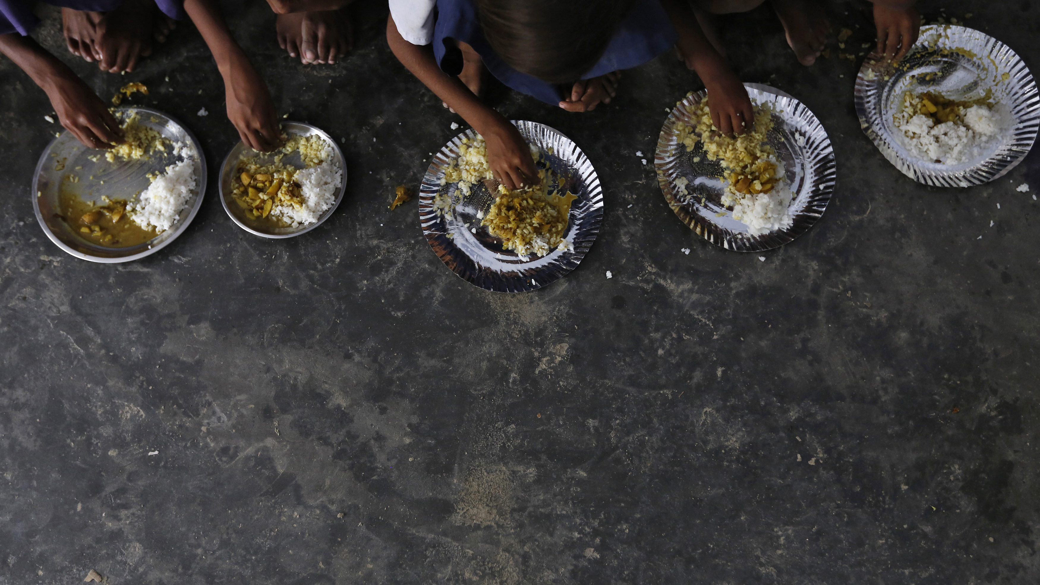 During Lockdown, Tripura Govt Didn't Provide Mid-Day Meal Food Grains to Any Child