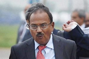 NSA Ajit Doval Meets Chinese Counterpart in Beijing