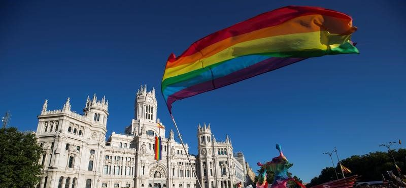 World's Largest LBGT Festival Draws Massive Crowds in Madrid