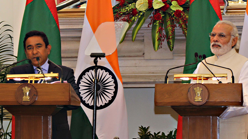 India Shrinks Export of Essential Goods to Maldives; Scrutiny of Invitees for Delhi Dialogue