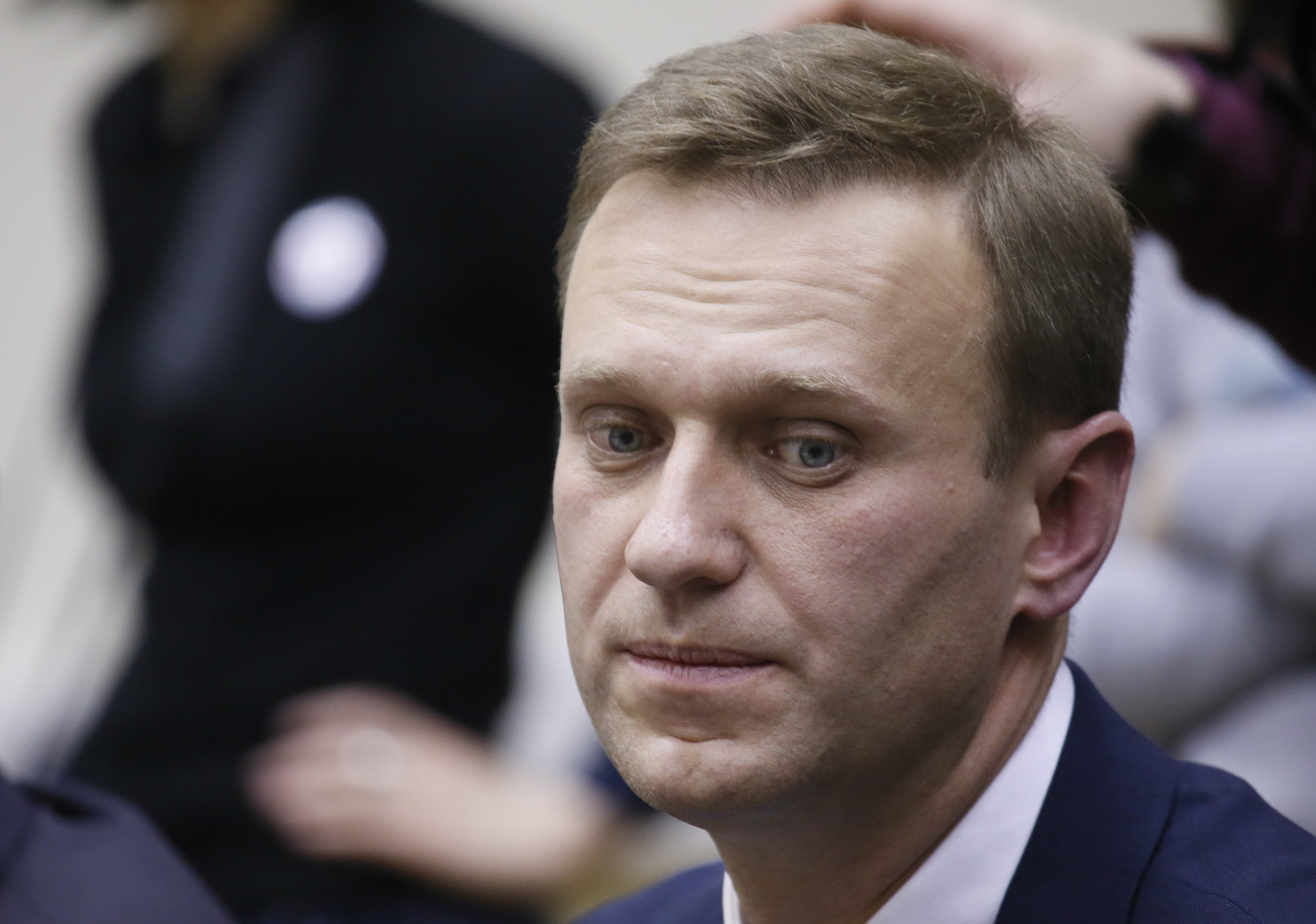 EU Questions Russia's 2018 Vote After Decision to Bar Opposition Leader Navalny