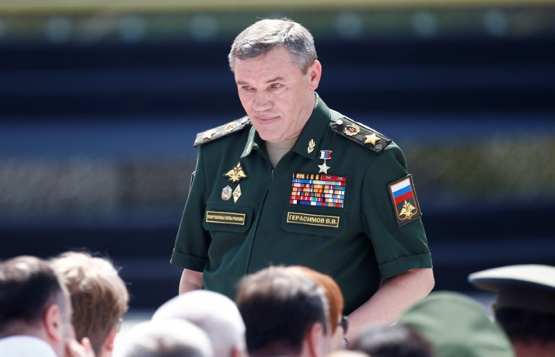 Russia Accuses US of Training Former ISIS Fighters in Syria