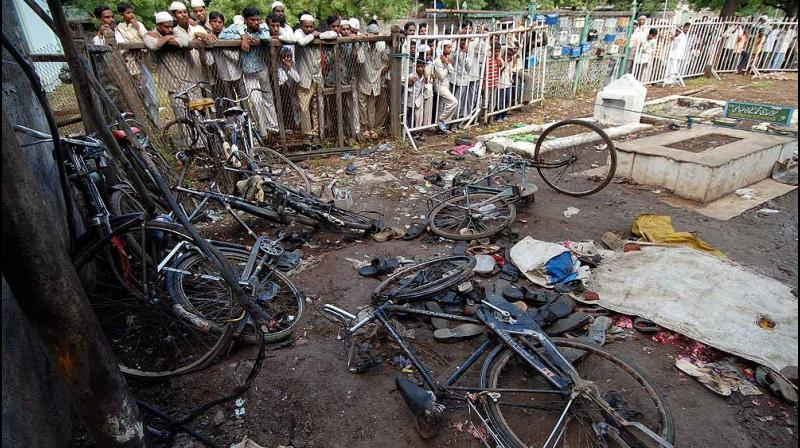 With Organised Crime Charges Dropped, What Remains of the Malegaon Blast Case Trial?