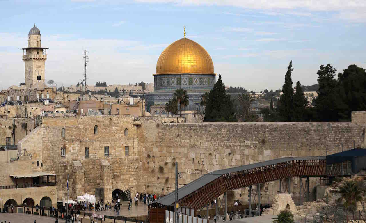 Israel Wants to Name Station After Trump Near Western Wall