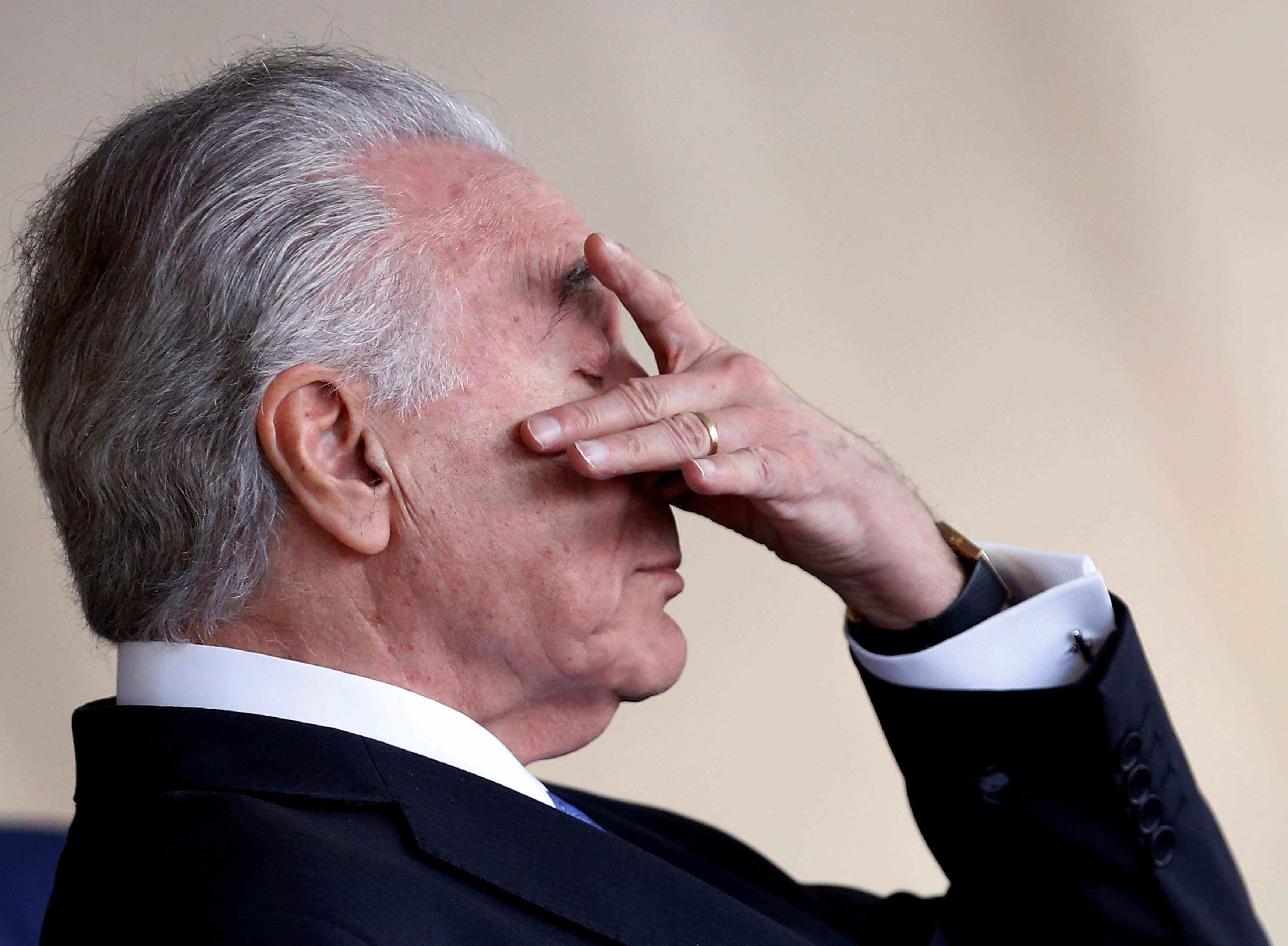 Parts Brazilian President Temer's Christmas Pardons Suspended by Top Court
