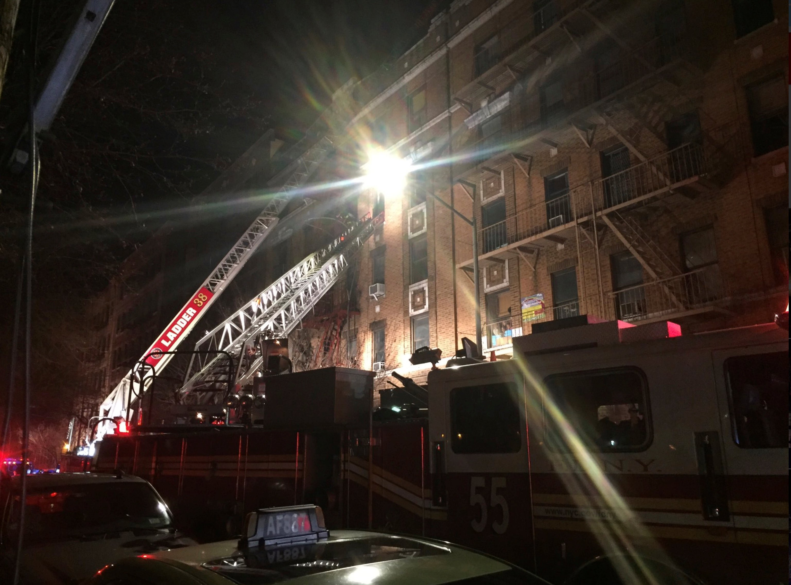 Fire in New York City Apartment Kills 12, Injures Several Others