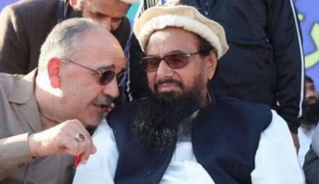 Palestine Recalls Ambassador to Pakistan for Sharing Stage With Hafiz Saeed