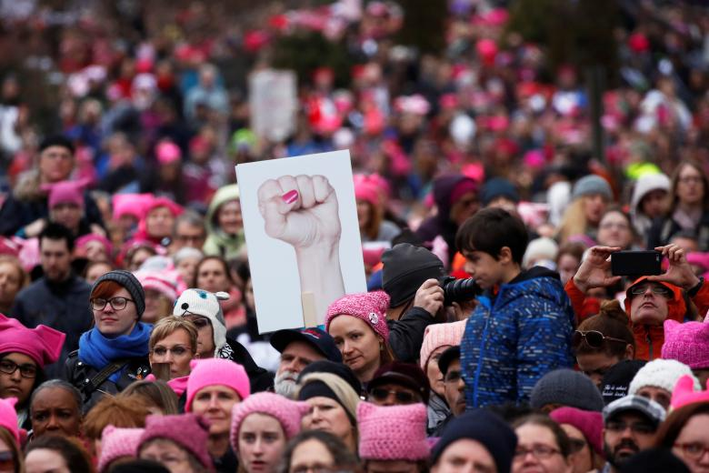 2017: A Year of Elite Amnesia and Mass Resistance in the US