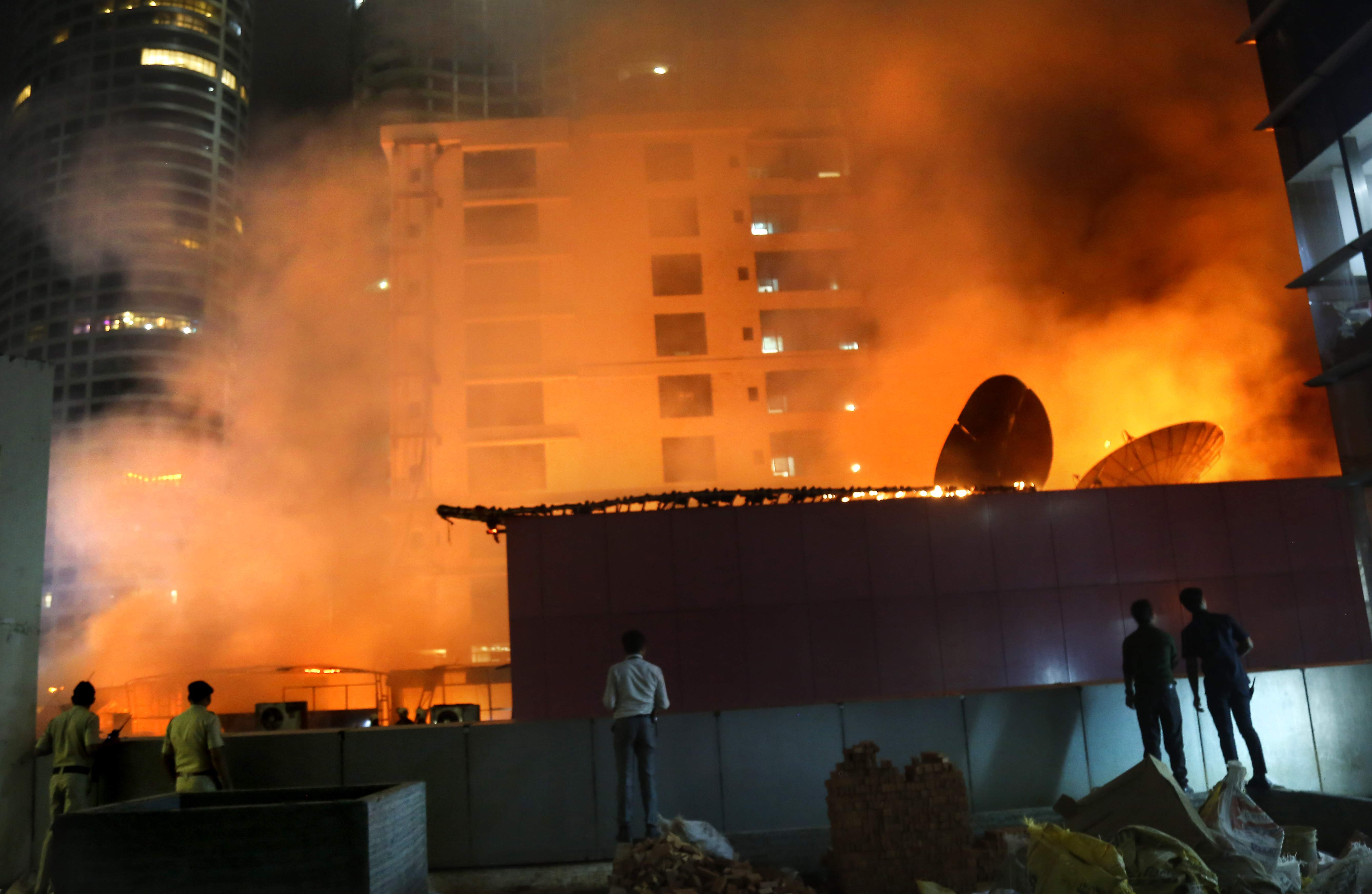 The Kamala Mills Fire, and Other Accidents Waiting to Happen