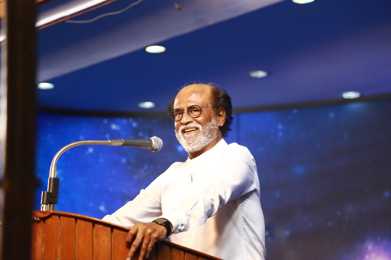 Will Rajinikanth's Charisma and Style Work in Politics, Too?