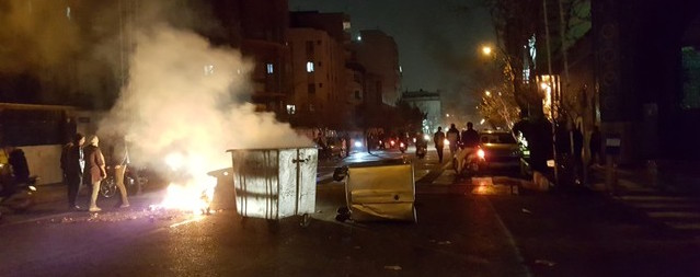 Anti-Government Protests Continue in Iran; Rouhani Says 'No Tolerance' for Public Order Violations