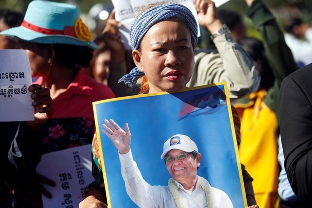 Detained Cambodian Opposition Leader Calls for Free and Fair Vote