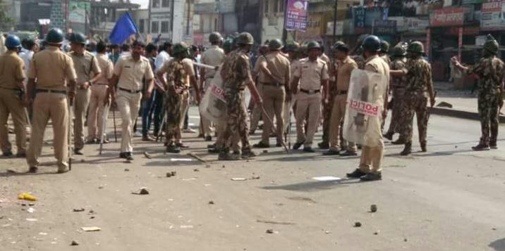 Violence Mars Bhima Koregaon Battle Anniversary Event in Pune