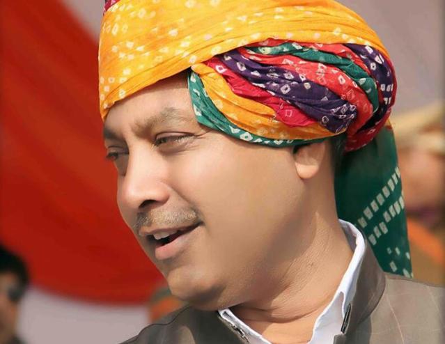 BJP MLA from Alwar Starts New Year With Anti-Muslim Rhetoric