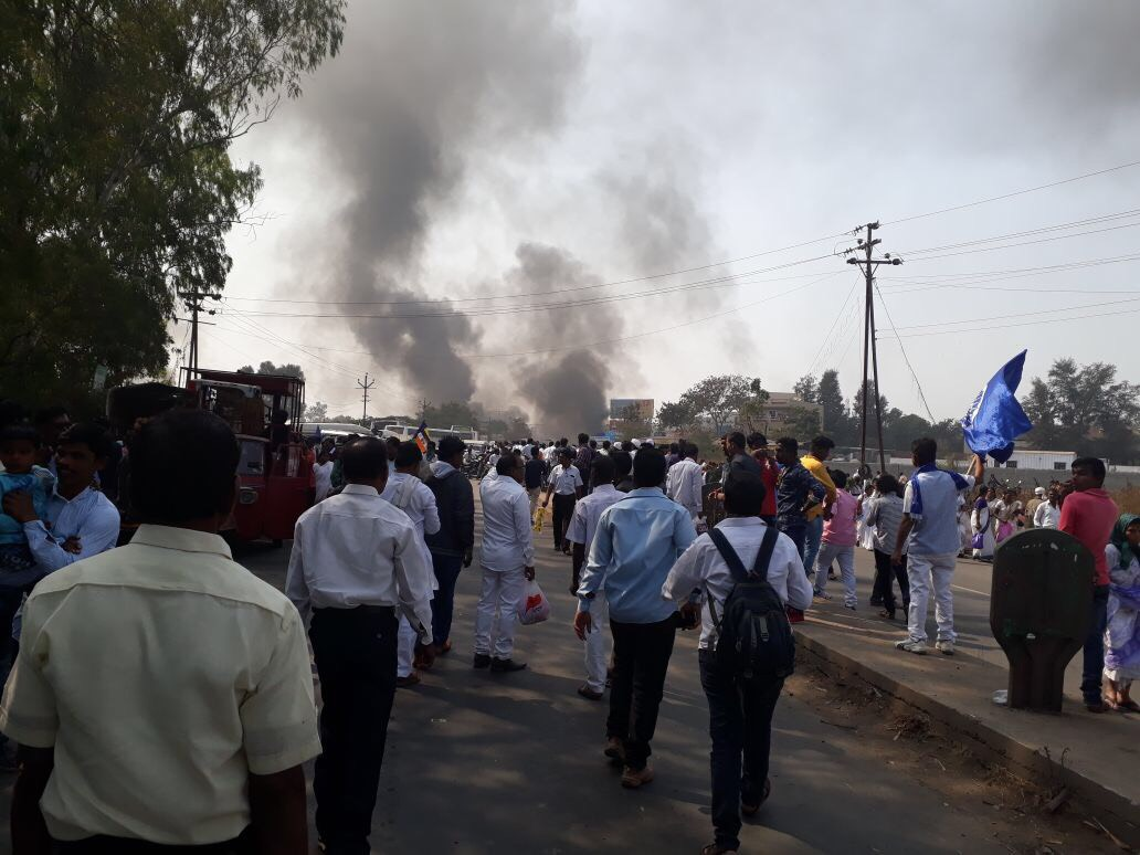 One Killed in Clashes at Bhima Koregaon Battle Anniversary Event in Pune; Situation Tense in Maharashtra