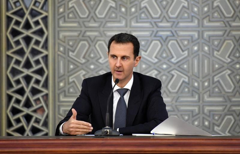 Syria's Assad Names New Defence and Other Ministers
