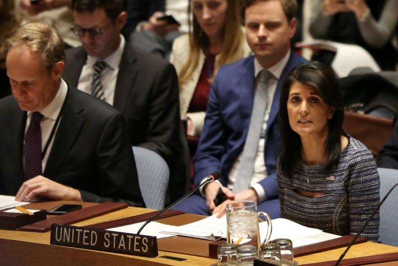 US Withholding $255 Million Aid From Pakistan, Says Nikki Haley