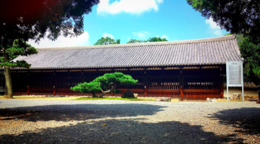 The tosu at Tofukuji Zen Temple Complex, dating from the 14th century. Credit: Janaki Lenin