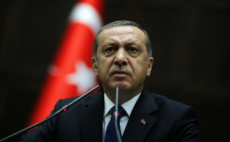 How Erdogan Subjected Turkey to a Year of Cynical Doublespeak