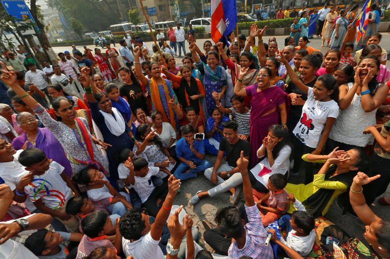In Photos: Dalit Protests in Maharashtra