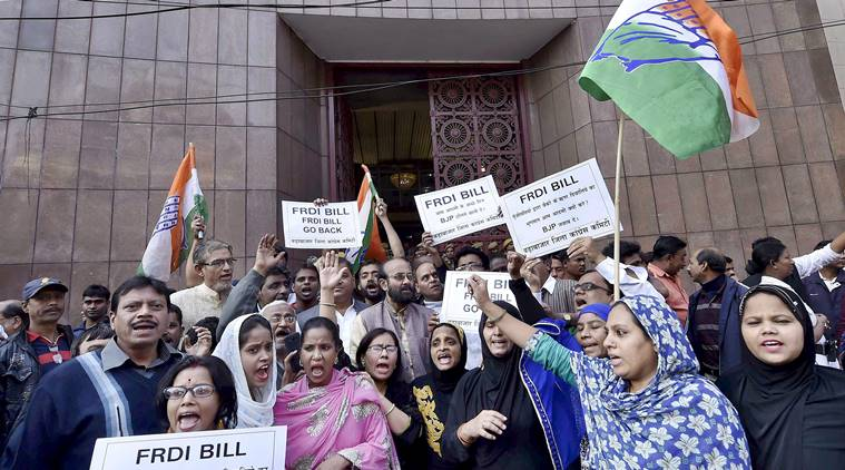 To suggest that the proposed law gives a free run to financial regulators at the expense of public interest is largely misguided. Credit: PTI/Ashok Bhaumik