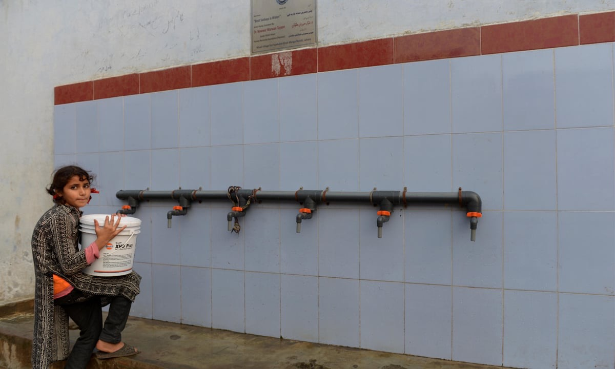 Why the Clean Drinking Water Project Is Going Nowhere in Pakistan's Punjab