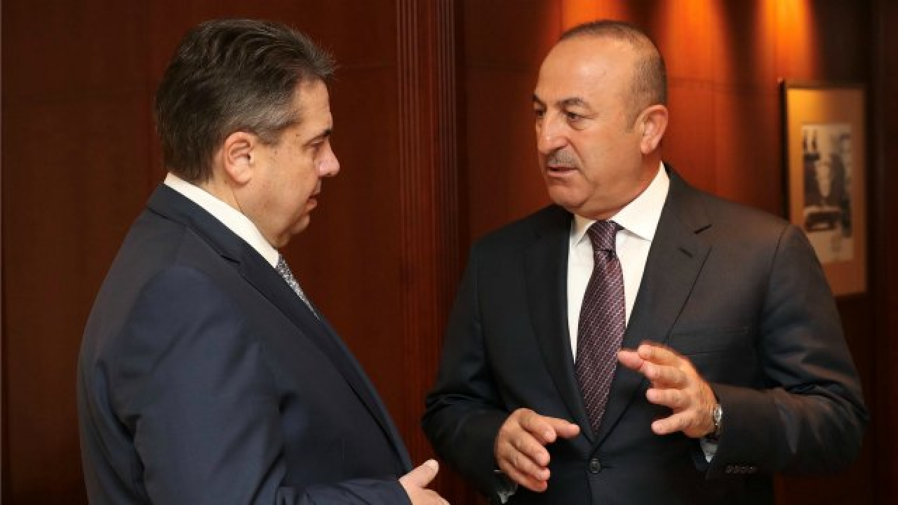 Let's Make up, Turkish Foreign Minister Tells Germany