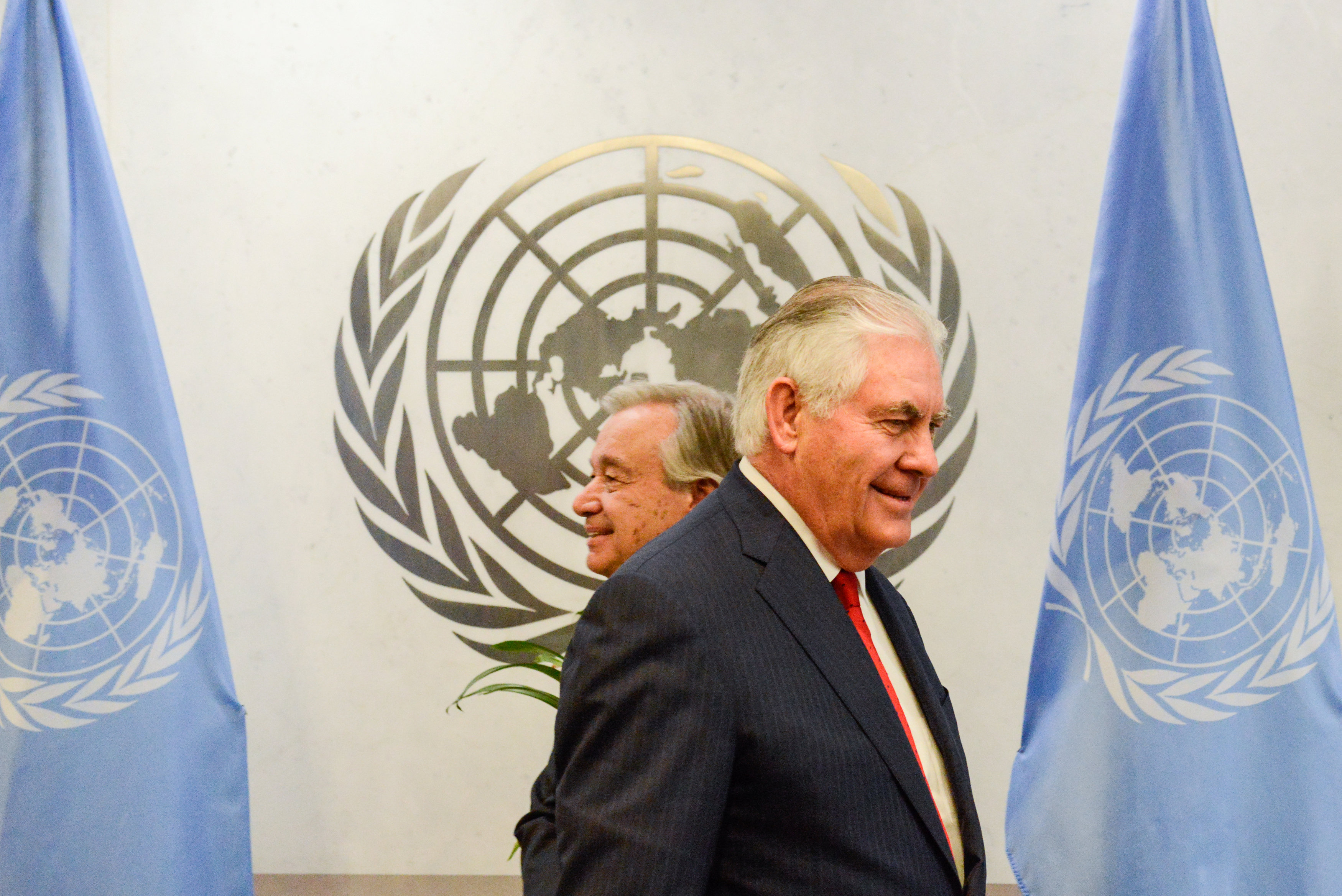 Tillerson Says He Will Stay as Top US Diplomat Through 2018