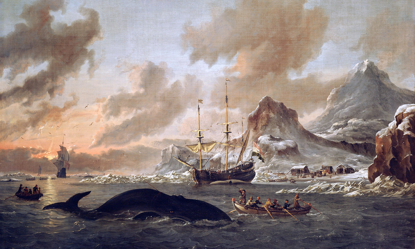 How the Whalers of Moby-Dick Could Help Put Humans on Mars