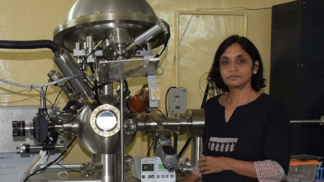 Scratching the Surface With Experimental Physicist Shikha Varma