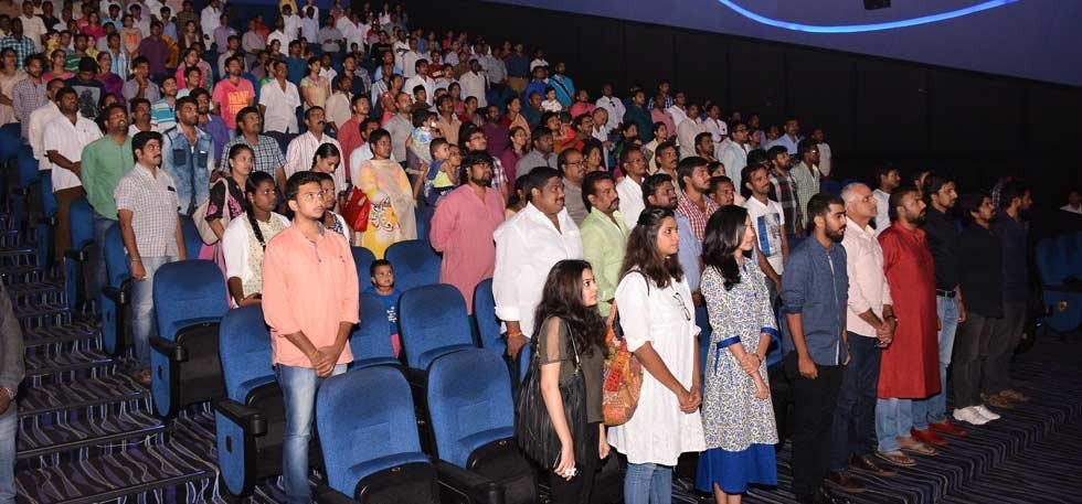 Cinema Owners Can Decide Whether to Play National Anthem but Mandatory to Stand If Played: SC