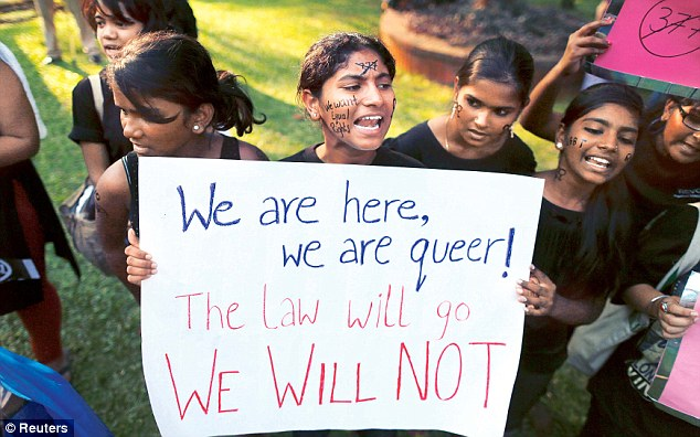 SC Hearings on De-criminalising Homosexual Acts Proceeding Without Opposition