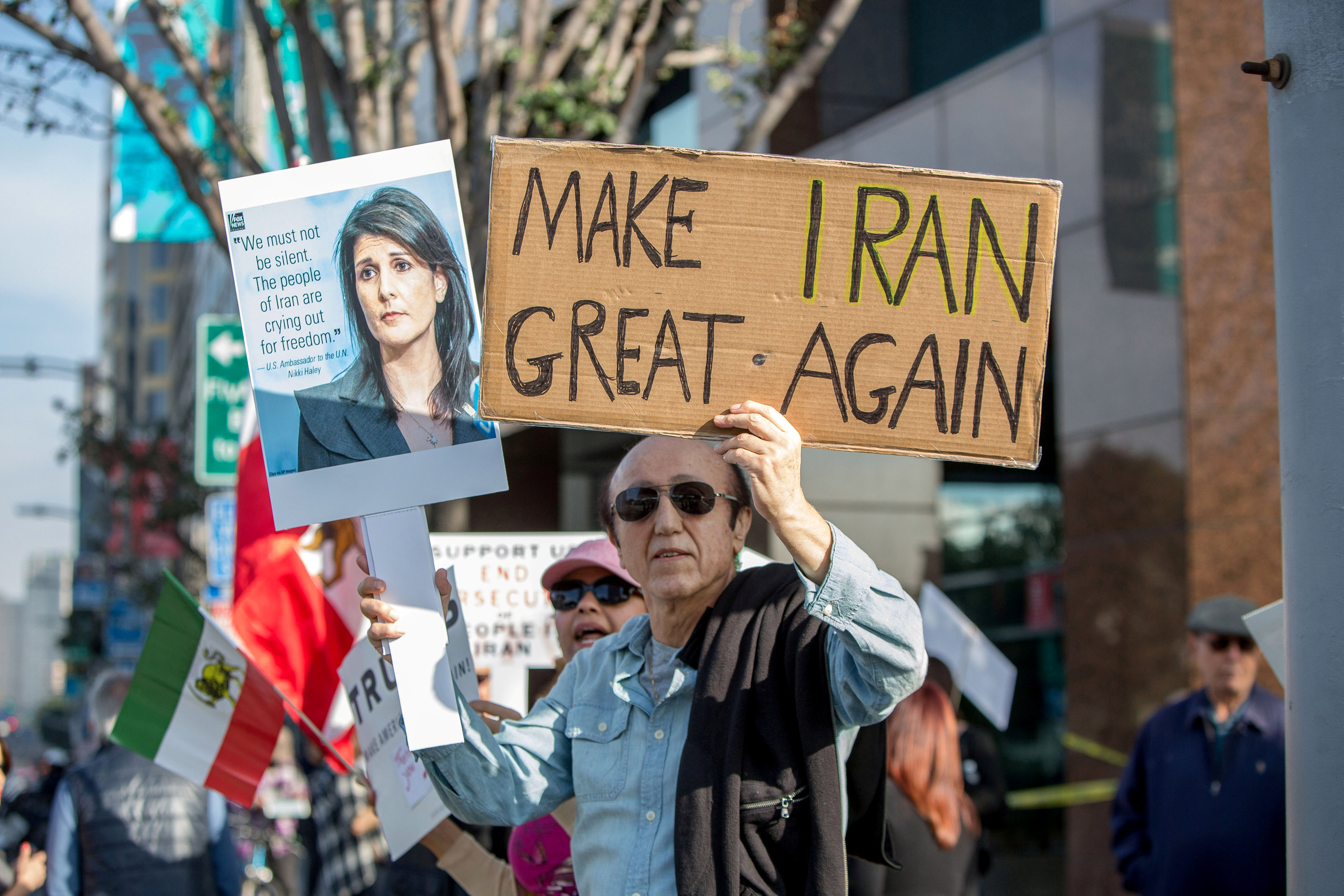 Between 'Islamic' and 'Republic', What's Left of the Iranian Revolution?