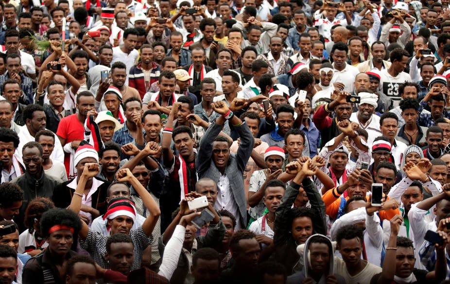 The Only Solution to Dislodging Ethiopia's Ruling Coalition Is a Strong Opposition
