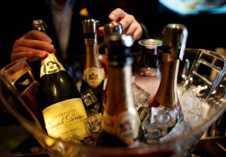 Champagne: Four Founding Myths of a Global Icon