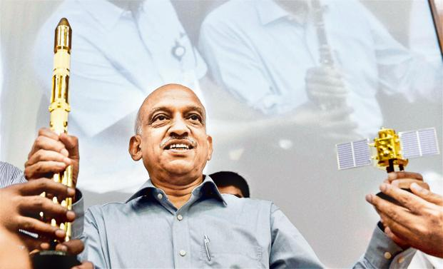 Former ISRO Chairman Kiran Kumar Conferred With France's Highest Civilian Award