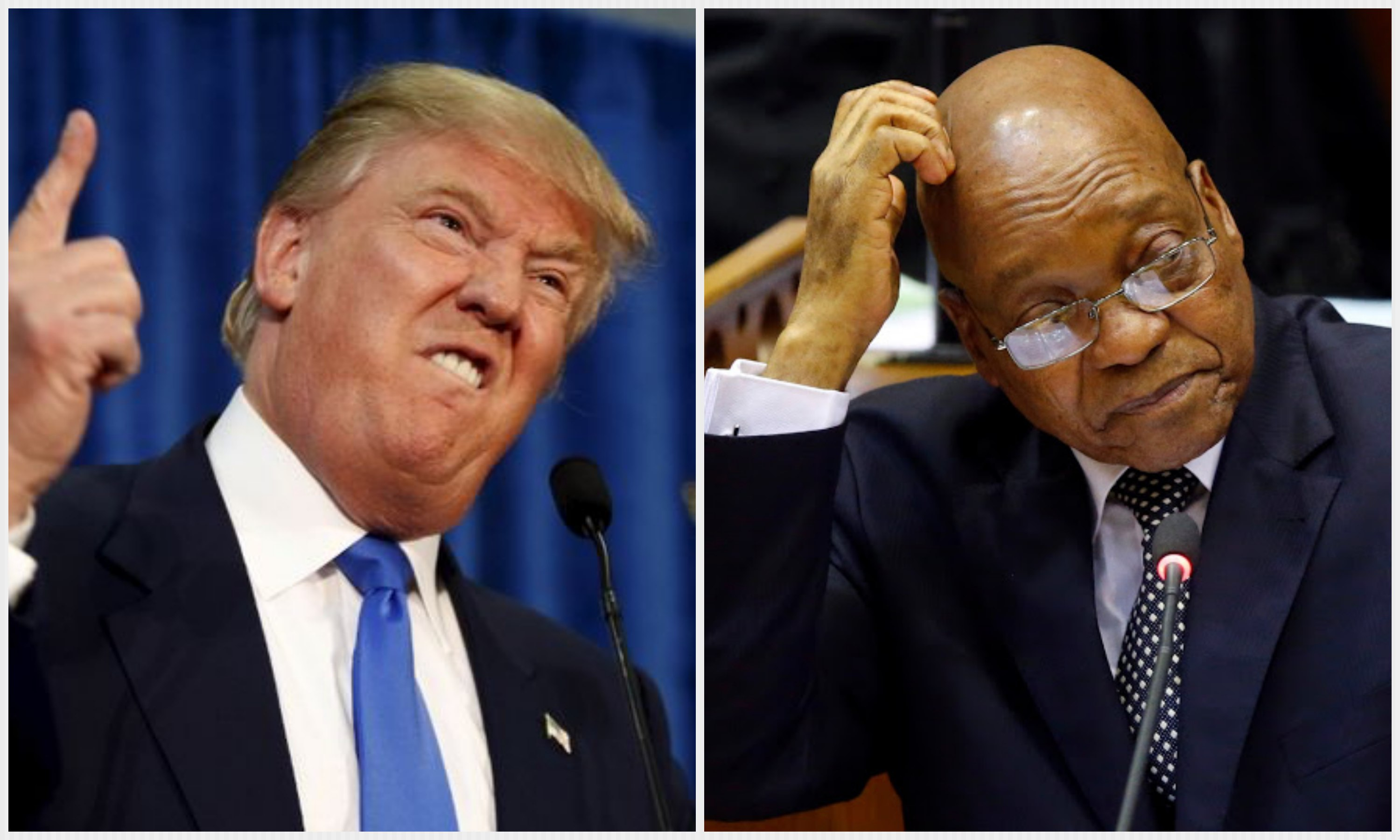 African Nations Up in Arms Over Trump's 'Shithole' Remark