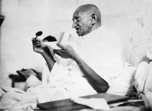 Past Continuous: How Gandhi Sealed His Own Fate With Last Fast