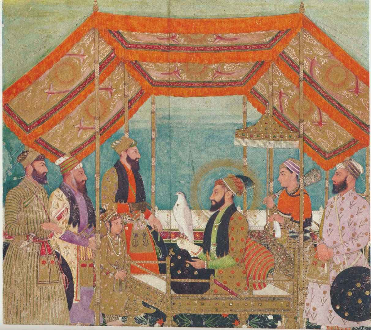 Paradise Found: The Nearly Forgotten Universe of Mughal Persian Poetry