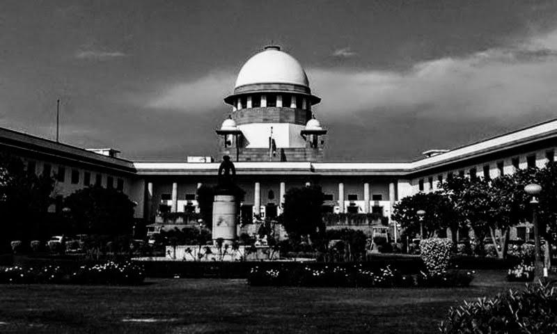 Supreme Court. Credit: Reuters