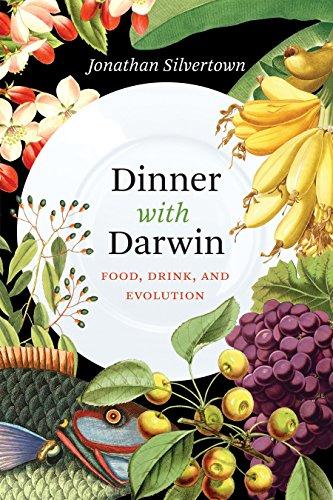 Jonathan Silvertown Dinner with Darwin University of Chicago Press, 2017