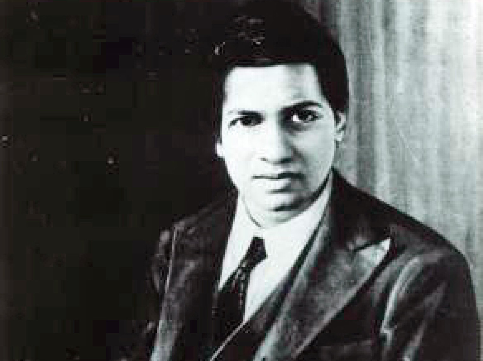 Srinivasa Ramanujan the Infinite