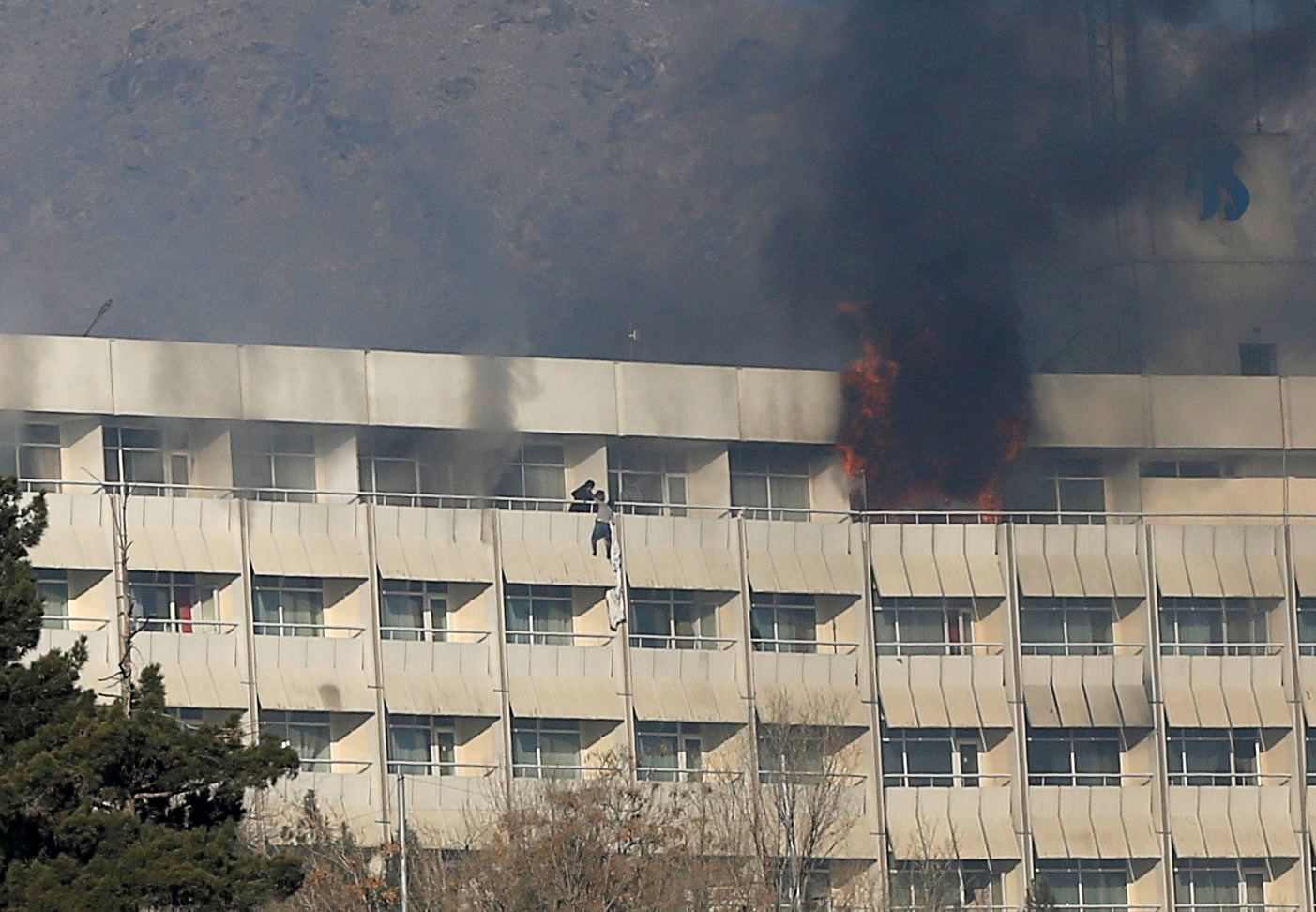 Kabul Hotel Attack Prompts Debate on Private Security Firms