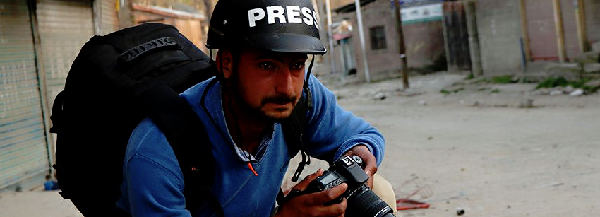 NIA Is Framing Young Kashmir Photojournalist as Stone-Pelter, Says Family